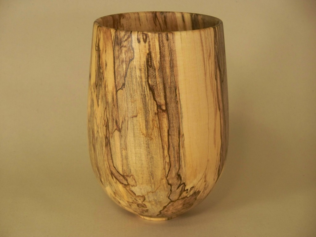 "Spalted Maple 5"" x 8"""